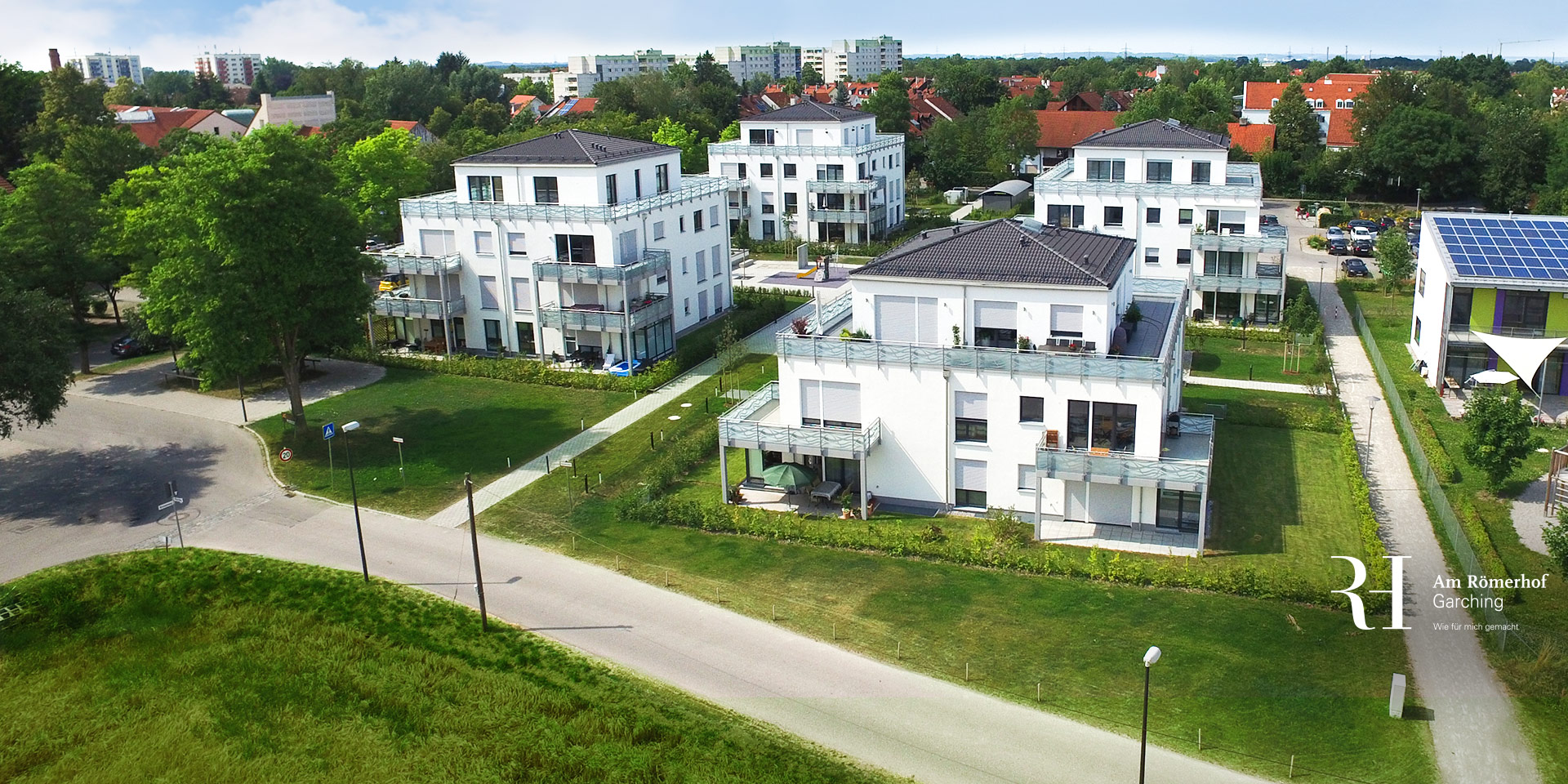 Condominiums Garching: Am Römerhof