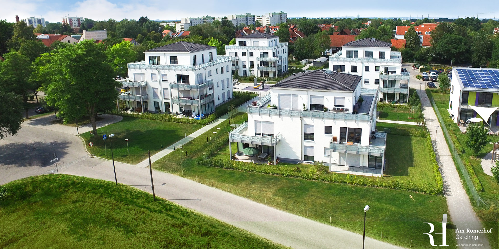 Condominiums Garching: Am Römerhof