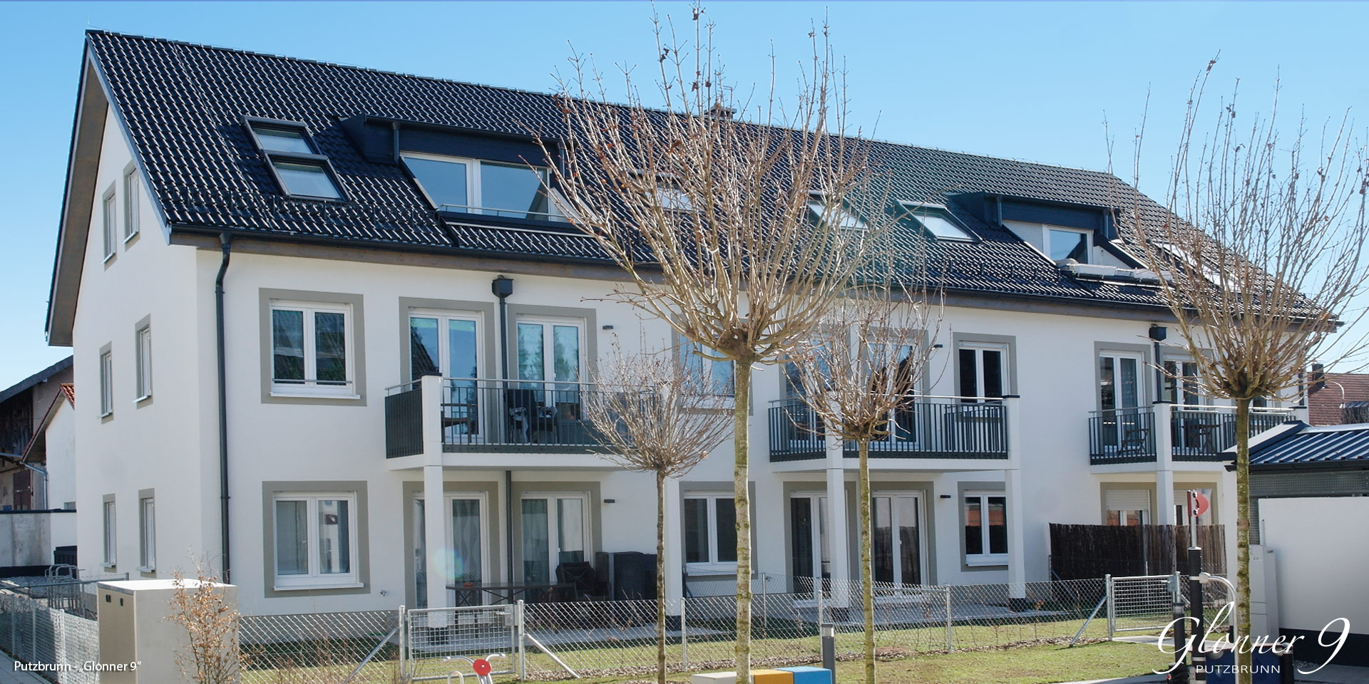 'Glonner 9' in Putzbrunn: All condominiums and townhouses have been sold