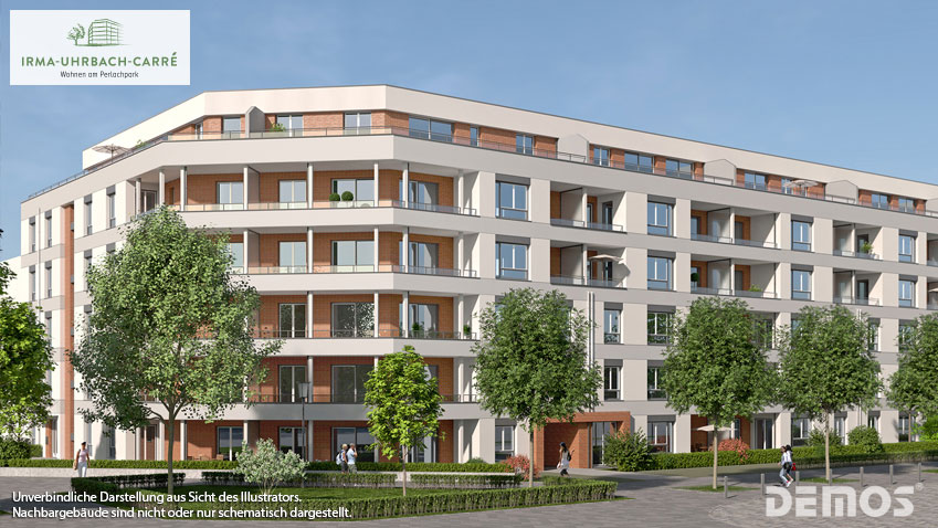 Sales start of 'IRMA-UHRBACH-CARRÉ'