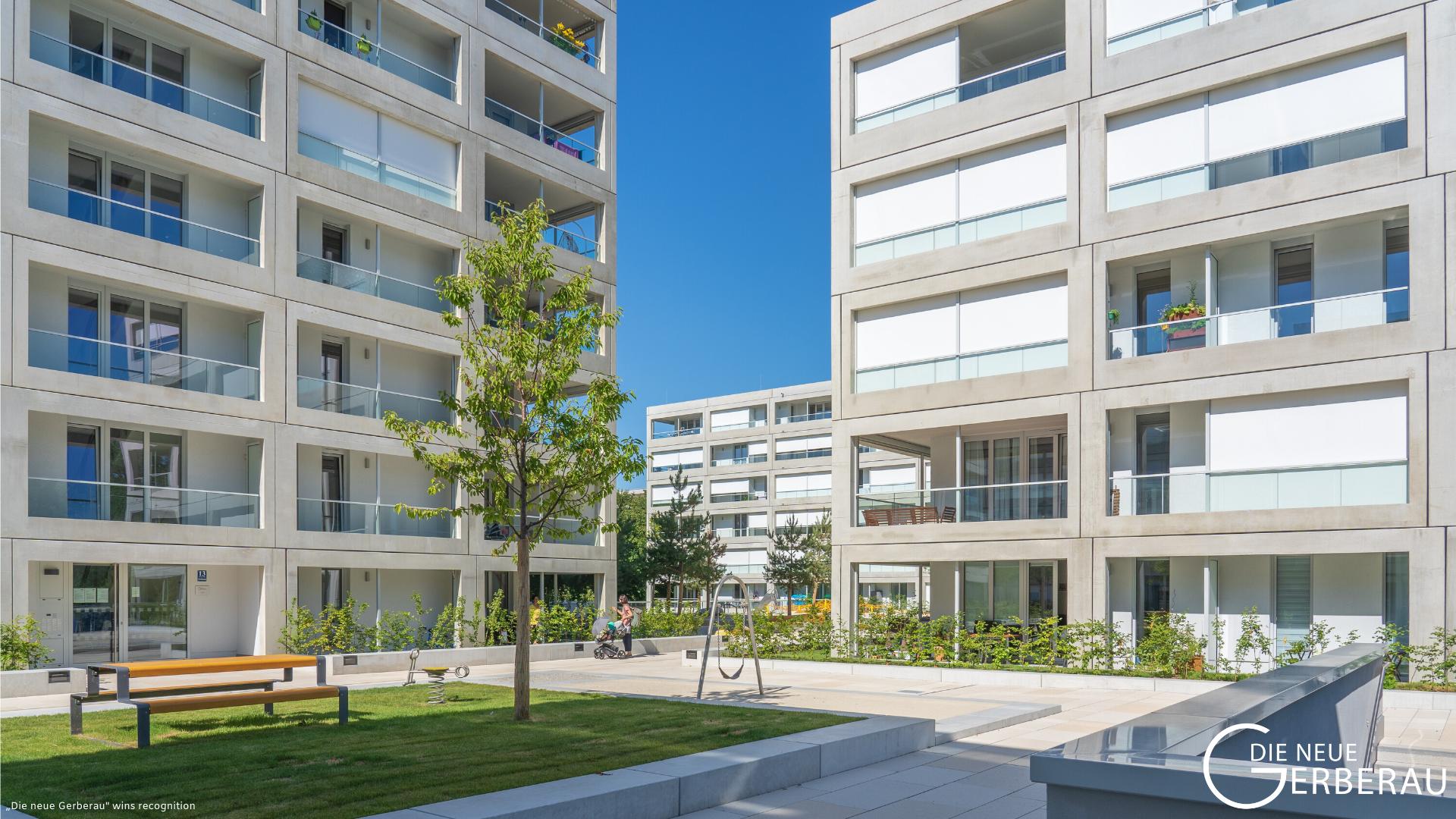 National Competition Wohnungsbau Bayern 2019: 'Die neue Gerberau' wins recognition