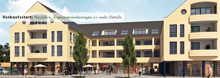 Neubau - Eigentumswohnungen in Neufahrn