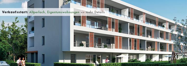 Neubau - Eigentumswohnungen in München - Altperlach