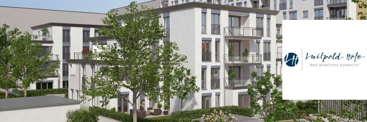 Eigentumswohnungen München: Luitpold Höfe