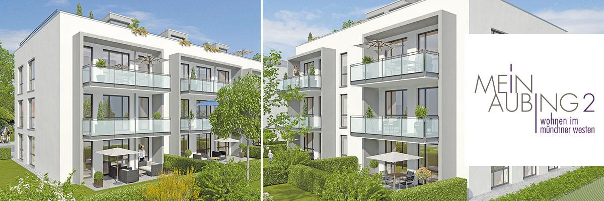 Eigentumswohnungen München: Mein Aubing 2