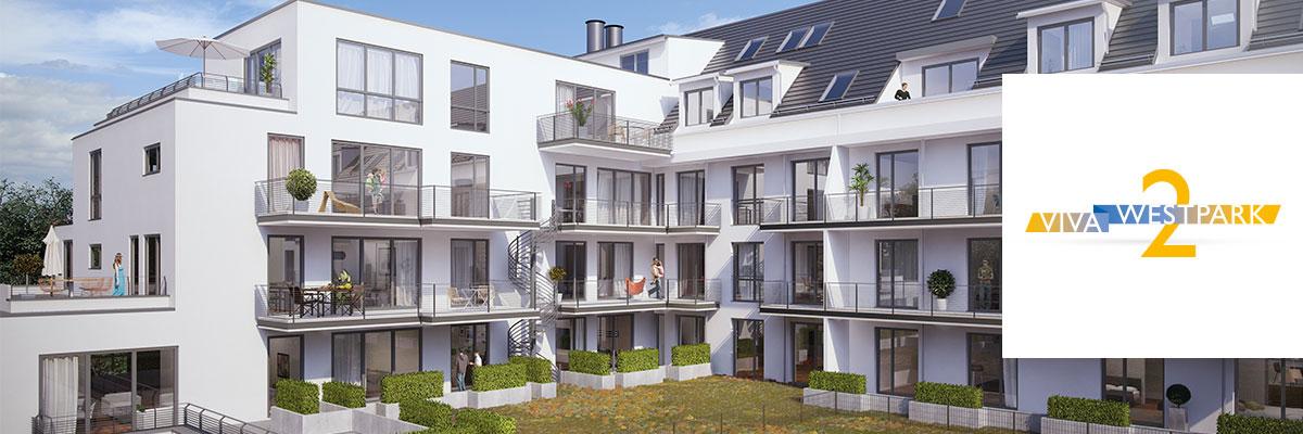 Eigentumswohnungen München: VIVA WESTPARK 2