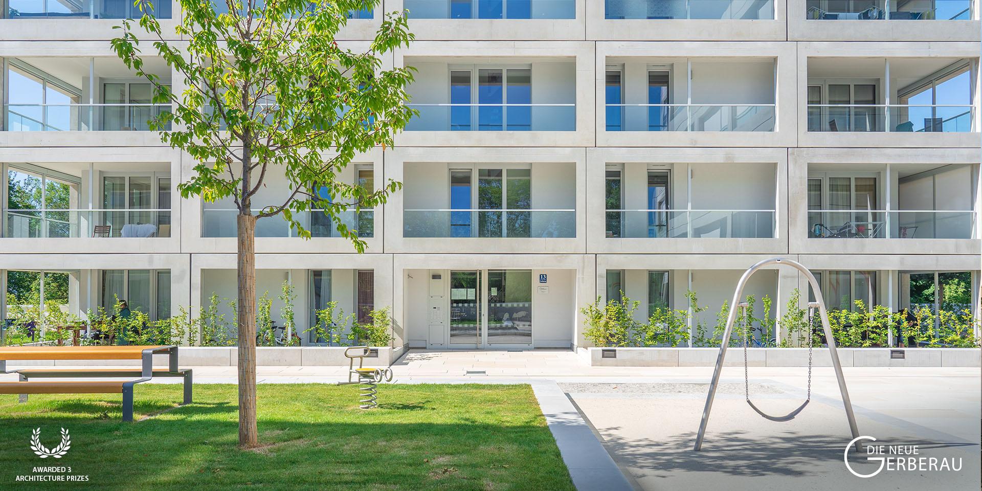 condominiums munich: Die neue Gerberau