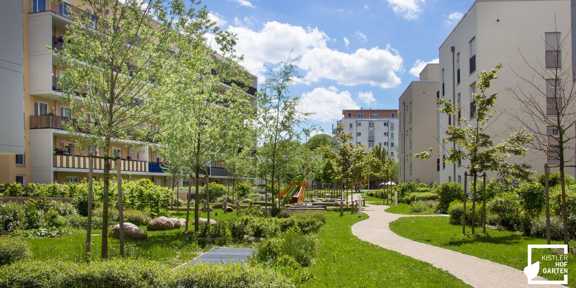 Eigentumswohnungen München: Kistlerhofgarten