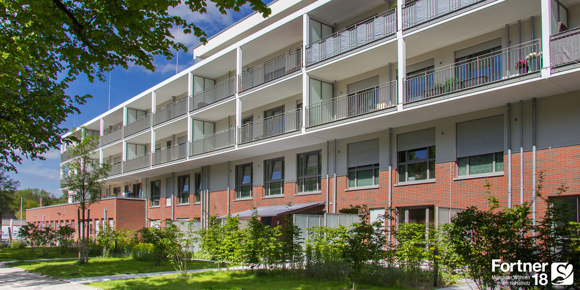 Eigentumswohnungen München: Fortner 18